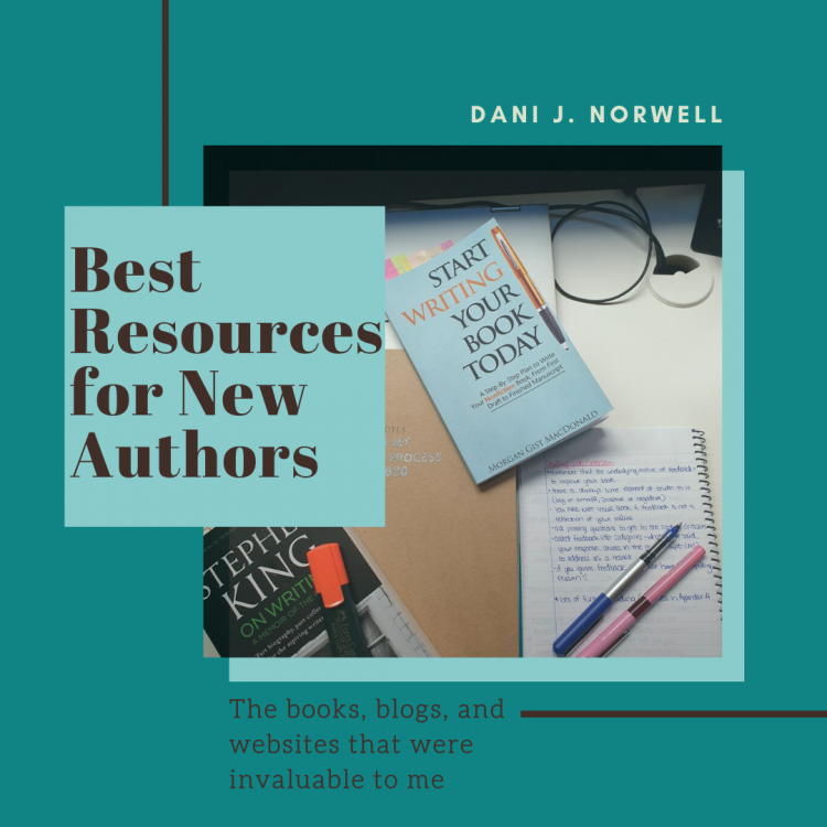 Best Resources for New Authors Blog Image