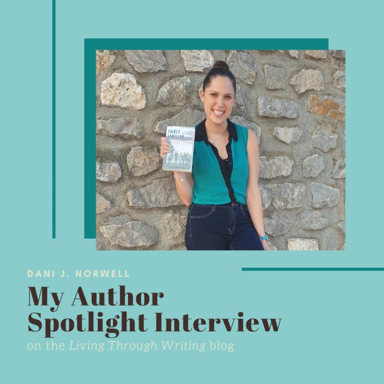 Author Spotlight - Dani and book